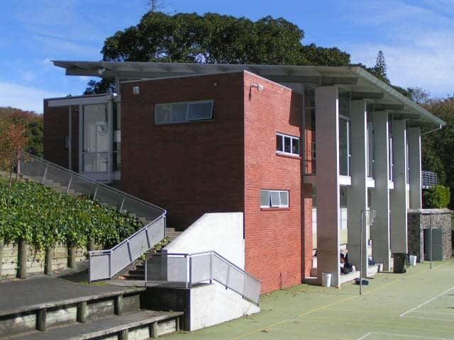Auckland Girls' Grammar Gymnasium Brewer Davidson Architects