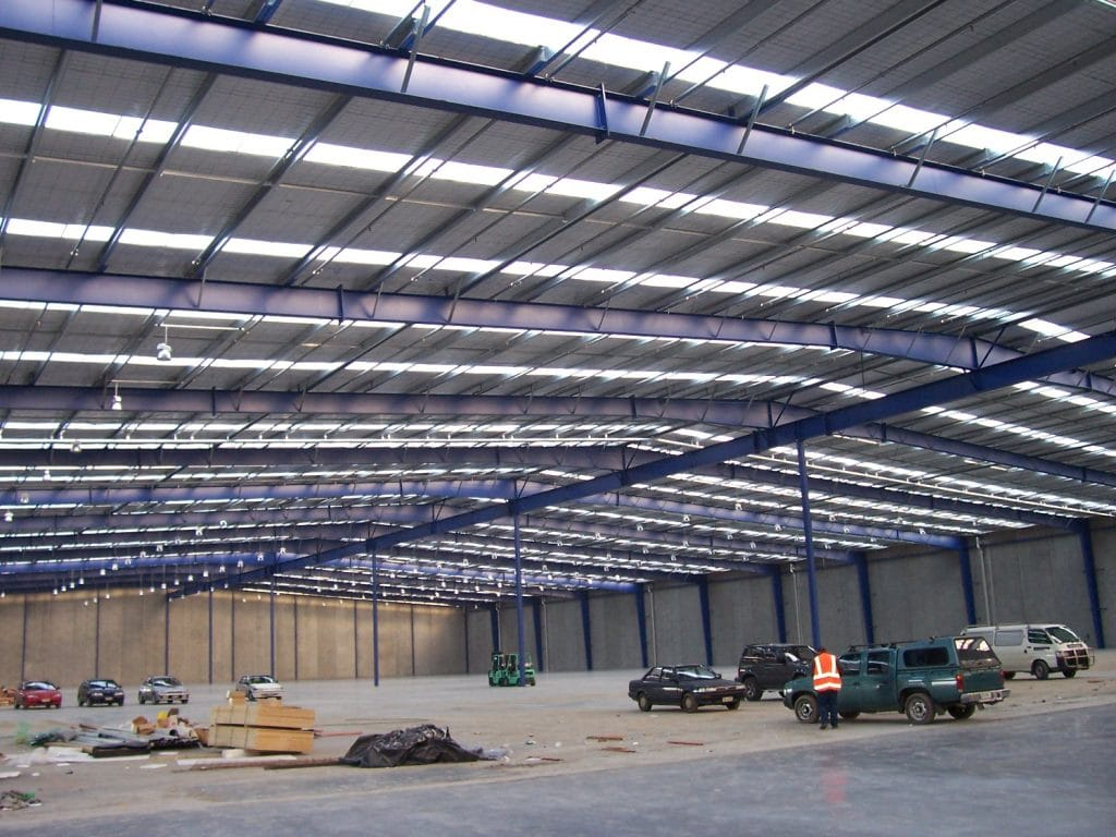 Croxley Stationery Warehouse Euroclass Design & Build